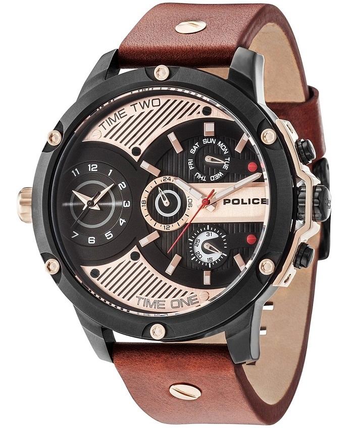 Pánské hodinky Police PL15049JSB/02