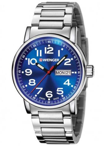 Pánské hodinky Wenger 01.0341.105 Attitude