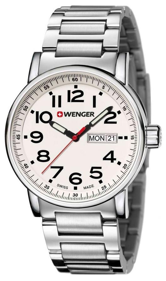 Pánské hodinky Wenger 01.0341.102 Attitude
