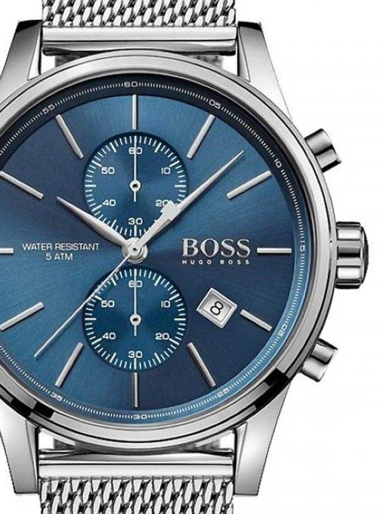Pánské hodinky Hugo Boss 1513441 Chronograph Herren 41mm 5ATM