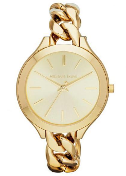 Dámské hodinky Michael Kors MK3222 Runway Damen 42mm 5ATM