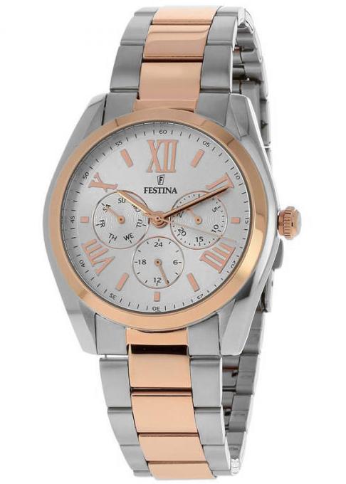 Dámské hodinky Festina F16751/4 Multifunktion Damen 40mm 5ATM