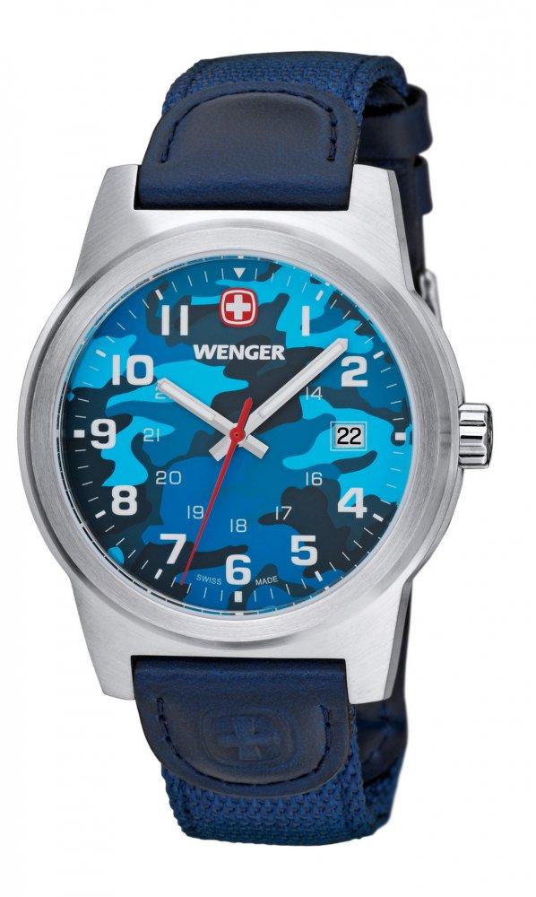 Pánské hodinky Wenger 01.0441.106 City Active