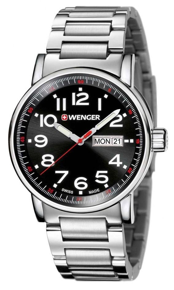 Pánské hodinky Wenger 01.0341.104 Attitude