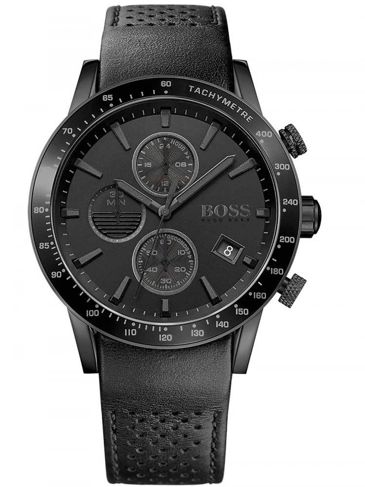 Pánské hodinky Hugo Boss 1513456 Rafale Chronograph Herren 44mm 5ATM