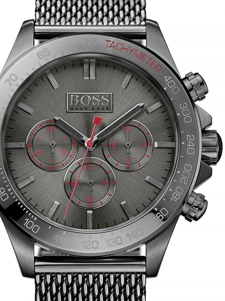 Pánské hodinky Hugo Boss 1513443 Ikon Chronograph 44mm 10ATM