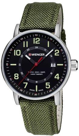 Pánské hodinky Wenger 01.0341.107